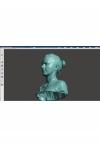 3D scannen für Puppenkopf und Datenbearbeitung (Einmaliger Aufwand)OHNE KOPF